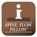 App Spine Flow Pillow